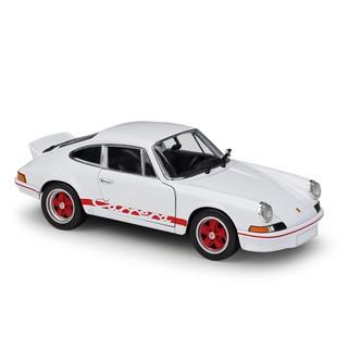 【國王玩具】威利 1:24 1/ 24 保時捷 PORSCHE 911 Carrera RS2.7 合金 金屬 模型車 屏東縣