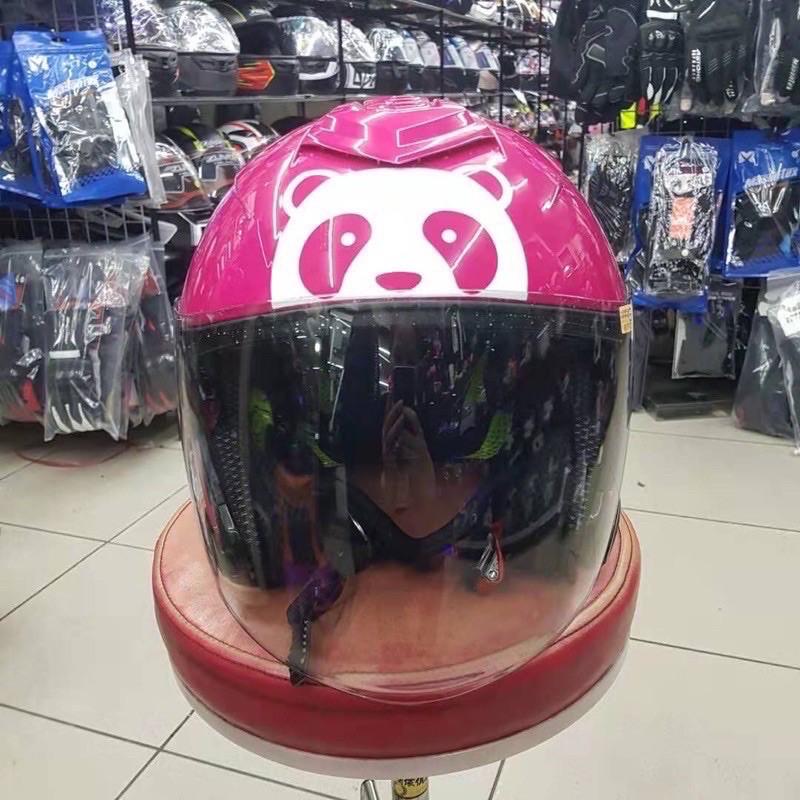 新款2代foodpanda熊貓外送安全帽新款配件內襯 鏡片此商品不包含安全帽 ✔️下標前先使用聊聊詢問是否有現貨及尺寸
