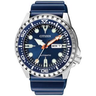 CITIZEN NH8381-12L限量 運動潛水機械錶 桃園市