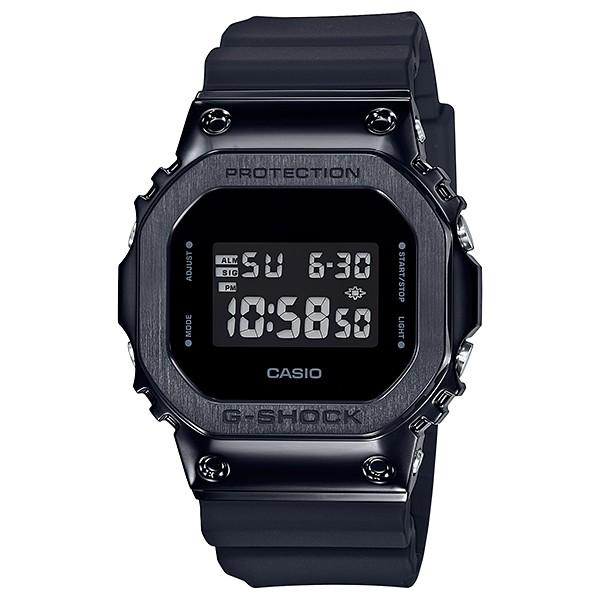 CASIO卡西歐 G-SHOCK 經典 運動手錶 GM-5600B-1
