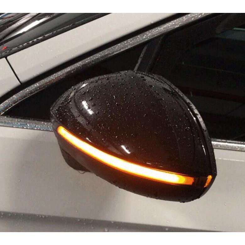 Volkswagen 福斯 通用 後視鏡 LED 方向燈 流水燈 後視鏡 Polo Golf Tiguan Touran