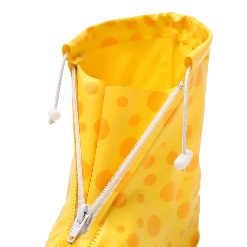 【現貨 現貨】兒童防雨鞋套 男女大小童防滑臟下雨天中小學生防水鞋套
