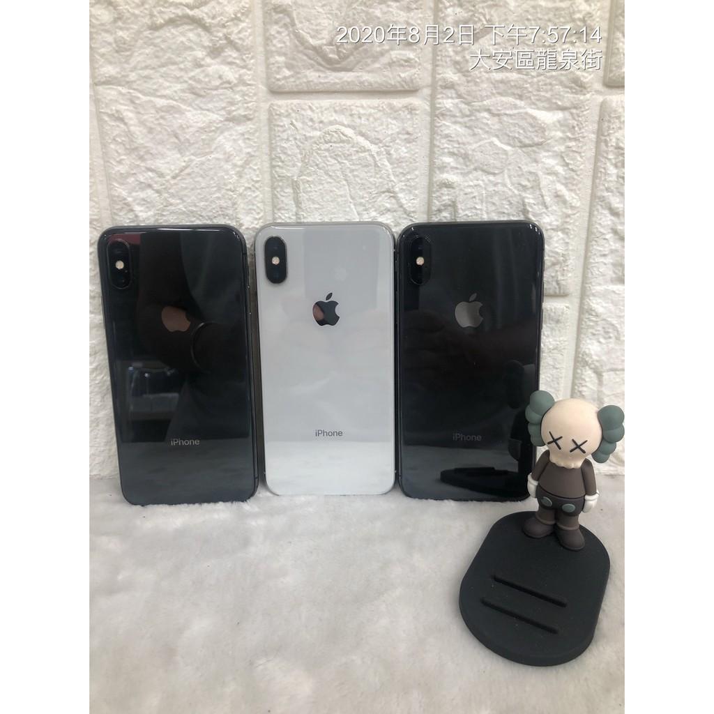 【現貨自取$8480】二手 iX iPhone X 64G 256G 5.8吋 實體店 空機 二手機 免卡分期 可面交