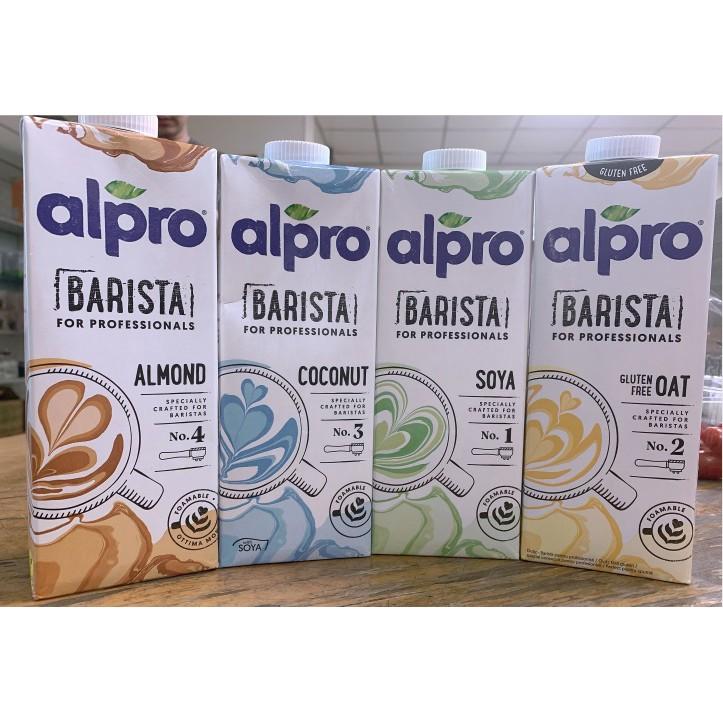 *現貨*比利時第一品牌 ALPRO無麩質植物奶 職人堅果杏仁植物奶/大豆植物奶/燕麥植物奶/椰子植物奶 ✪附發票✪