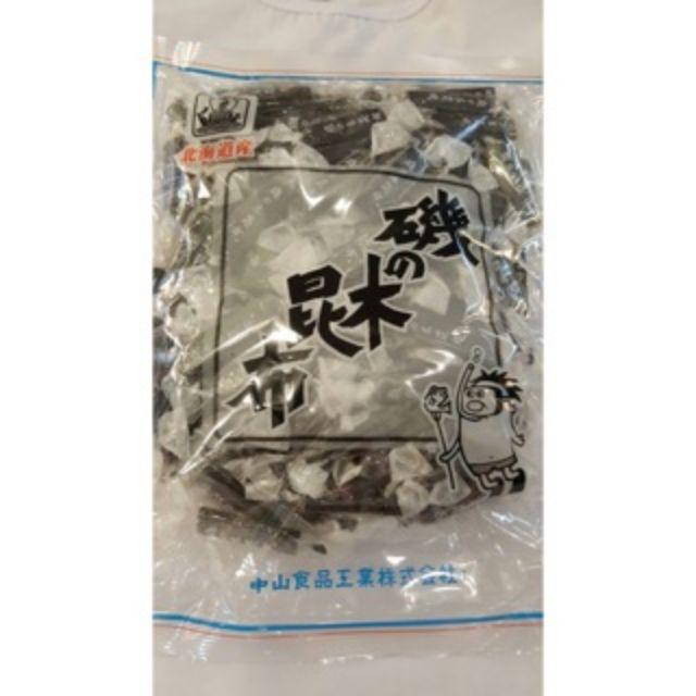 日本代購好吃零食昆布糖