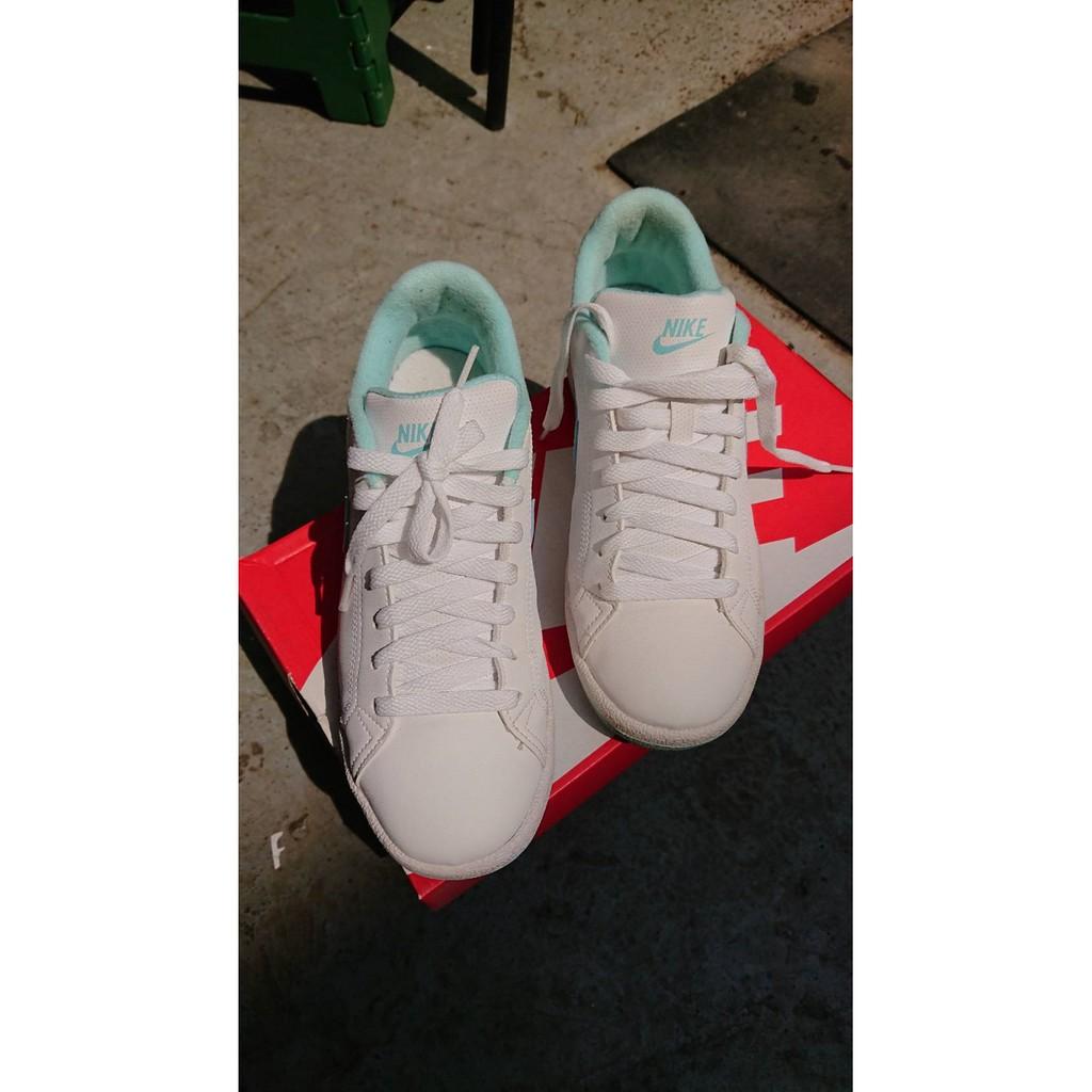 pronunciación vela rosario  NIKE 女休閒鞋(429863) WMNS NIKE MAIN DRAW SL AP 白水藍復古休閒鞋 ...