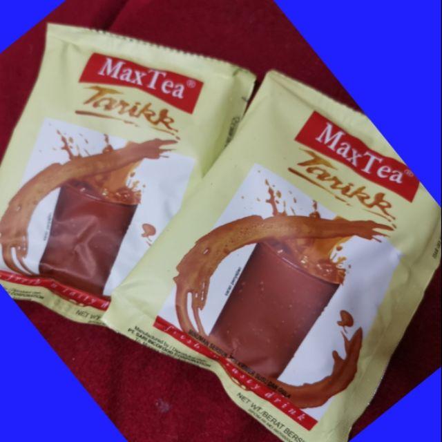 現貨供應 單包試喝 網路人氣茶飲美詩奶茶 MAX TEA 印尼奶茶 25g 印尼拉茶 上班族 maxtea