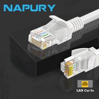 Cat5E 以太網電纜 Lan 電纜 3m Cat5E Rj45 網絡電纜 Murah 1000 Mbps 千兆電纜,