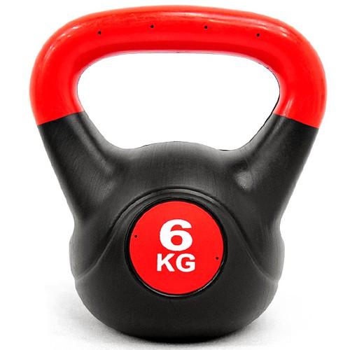 KettleBell運動6公斤壺鈴D192-1806競技6KG壺鈴.核心肌群深蹲甩鈴.拉環啞鈴搖擺鈴.舉重量訓練用品