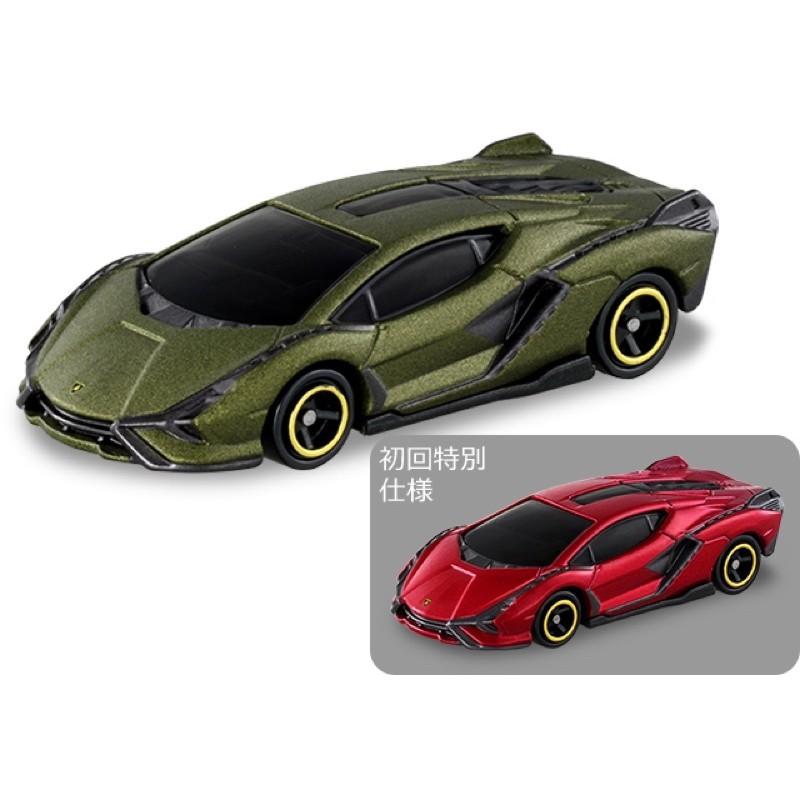 <阿爾法>Tomica No.89 現貨 Lamborghini Sián FKP 37 多美小汽車