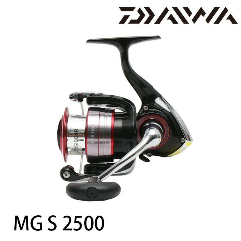平價位 DAIWA  MG S 2000/2500/3000/4000型 (紡車捲線器)