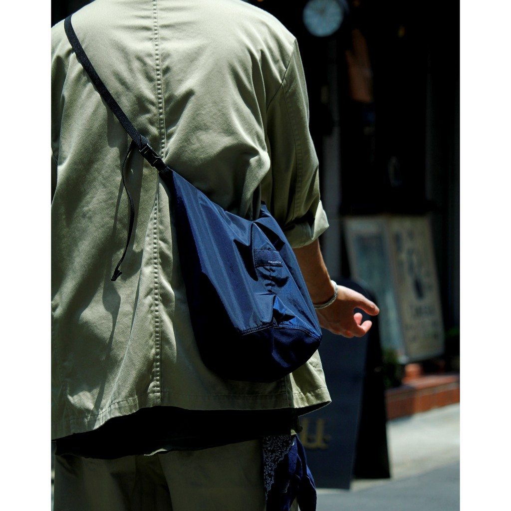 { NEONX } 代購 nanamica Utility Shoulder Bag S 防水 肩背包 側背包