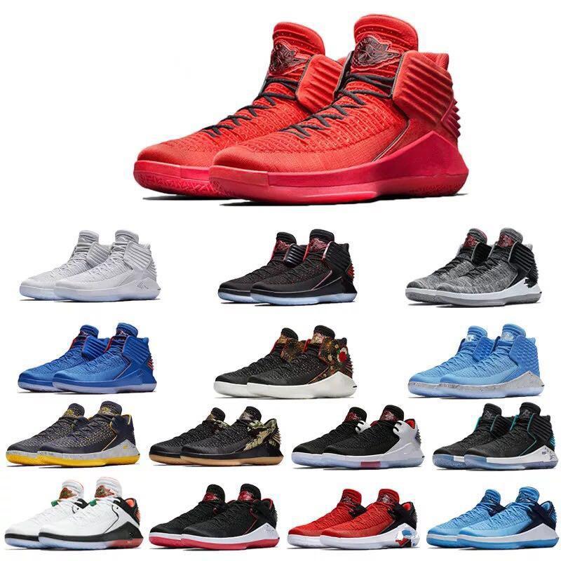 顏色最多 2018新款 Nike Air Jordan32 AJ32 喬丹32 男子 籃球鞋 喬登32 佐敦32