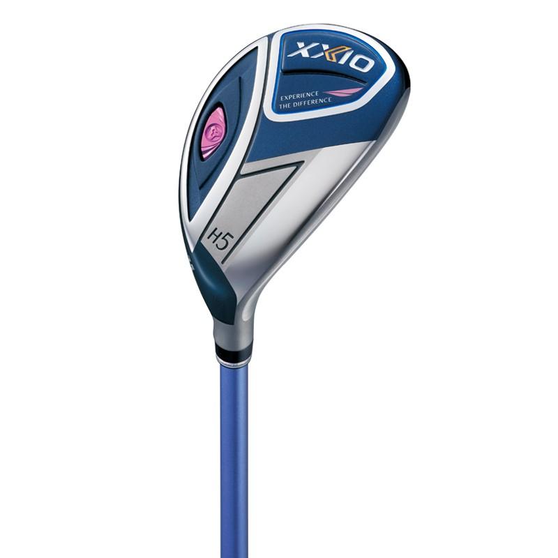 XXIO高爾夫球桿MP1100女士鐵木桿xx10小雞腿混合桿golf多功能桿