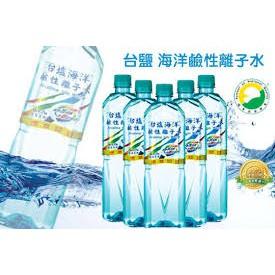 台鹽海洋鹼性離子水 1500ml 一箱/12入 $370