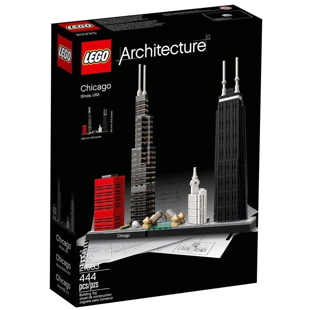 [Yasuee台灣] LEGO 樂高 21033 芝加哥 樂高建築系列 下單前請先詢問