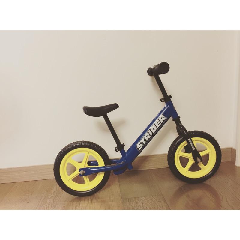 二手 STRIDER 滑步車(免運)