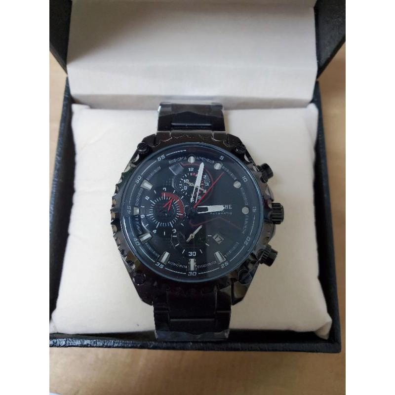 <<小胖店鋪>> 博雅哲BOYZHE 機械錶 ((免運費))