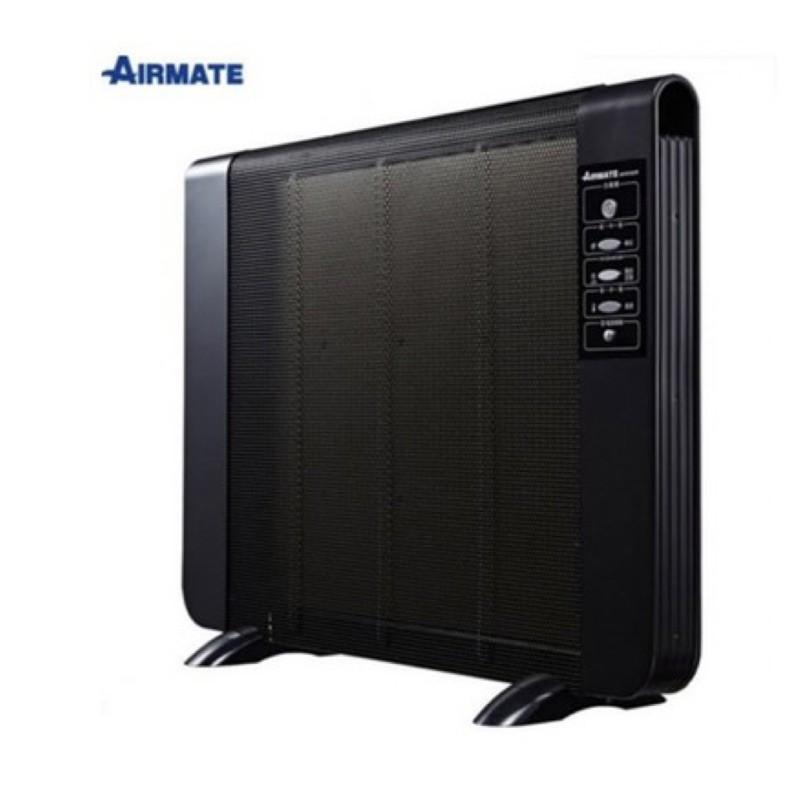 [二手]AIRMATE艾美特 電膜式電暖器AHY81003R(自然對流發熱面積廣泛)