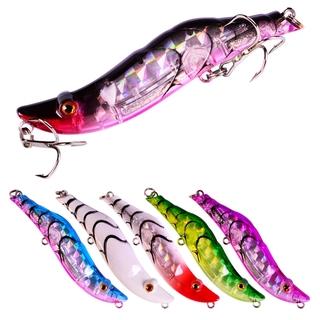 全泳層路亞餌 VIB 8.2cm/ 14.7g 假餌仿生餌 漁具 塑料硬餌 DW1108