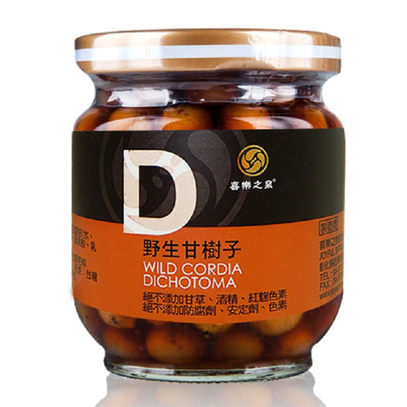 喜樂之泉~野生甘樹子175ml/罐