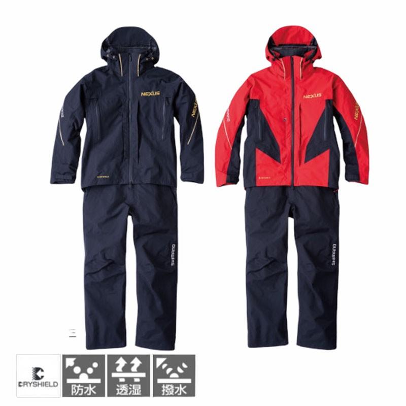 《SHIMANO》RA-125U防潑水釣魚套裝 中壢鴻海釣具館 雨衣套裝 薄款 可搭救生背心 21新品