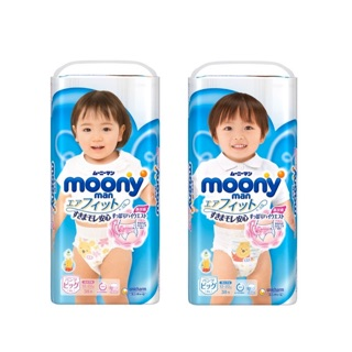 《優惠特價》滿意寶寶 Moony 日本頂級超薄褲型 男寶 女寶XL 台南市