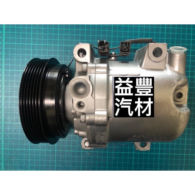 Nissan 裕隆日產 MARCH 92-97  冷氣壓縮機 自排 永彰型 (外匯整新品)