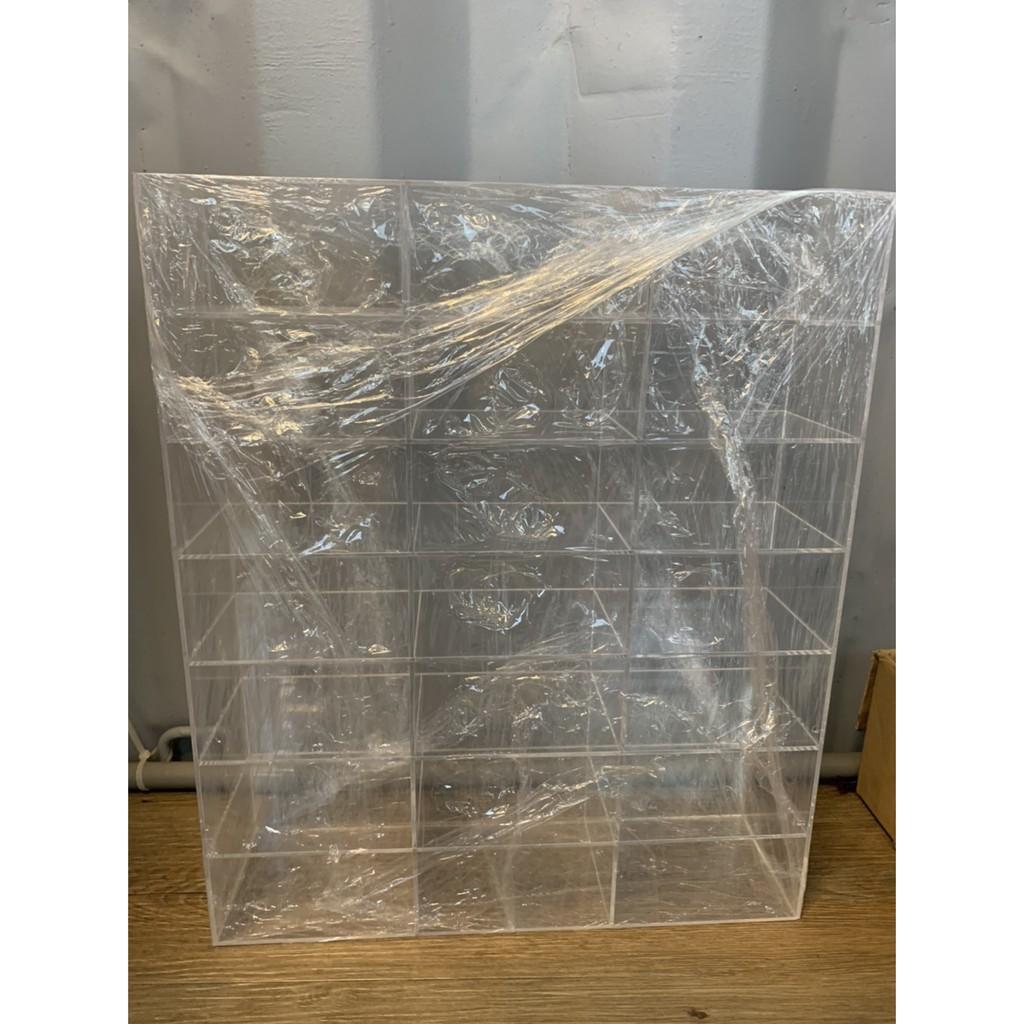 Tomica 展示盒 展示櫃 多美卡收納盒 火柴盒小汽車 1/64 1:64 模型車 收納盒