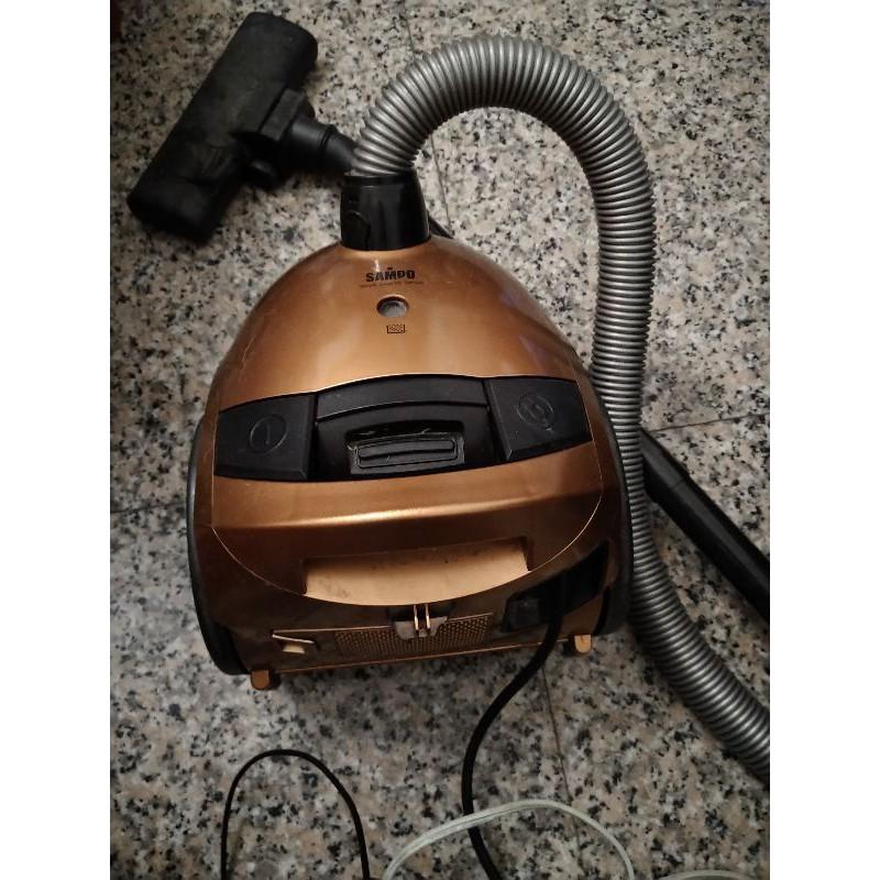 聲寶橫臥式350w吸塵器(ec-aj35)