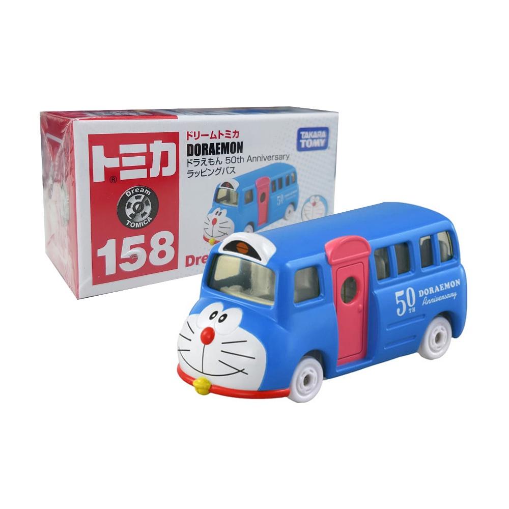 TOMICA 多美小汽車 DREAM小汽車 哆啦A夢 50週年紀念車 NO.158【酷比樂】