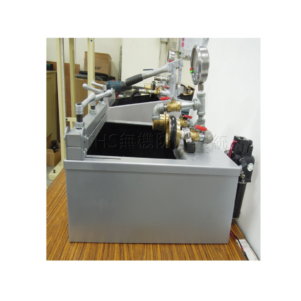 THS 消防水帶耐壓試驗機 試壓機 同消防課程試壓機.壓力機.試壓泵 含設備認證 接單生產