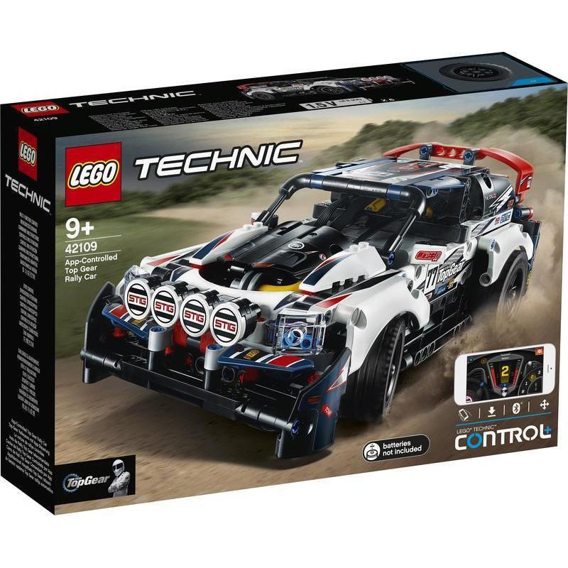 LEGO 樂高 TECHNIC 科技 42109 Top Gear 拉力賽車