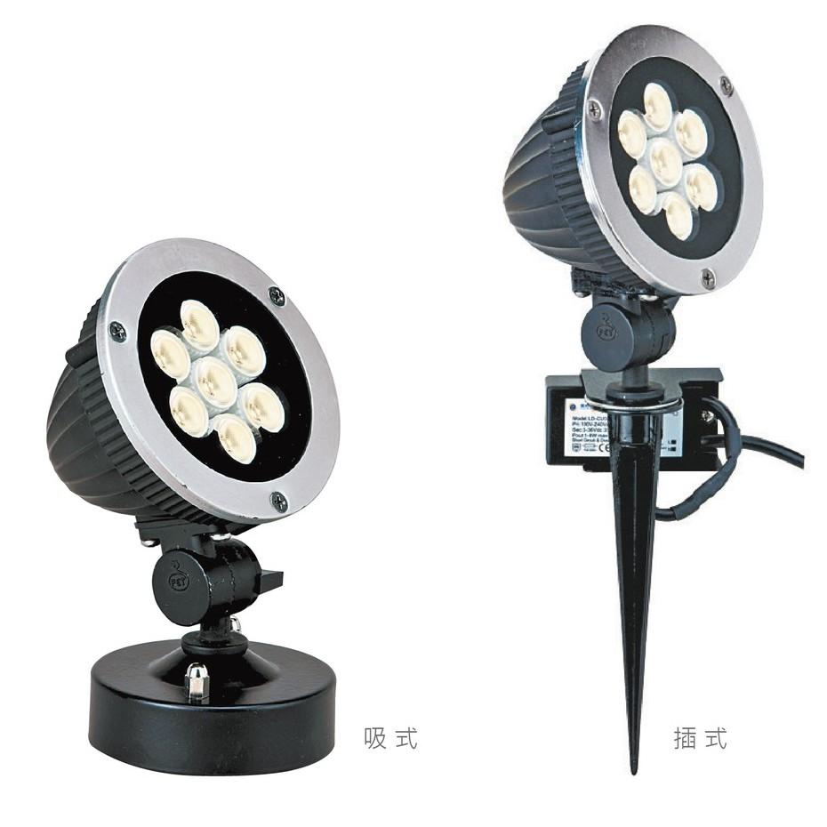 舞光 LED 強光型照樹燈 9W LED-10009-FT【高雄永興照明】