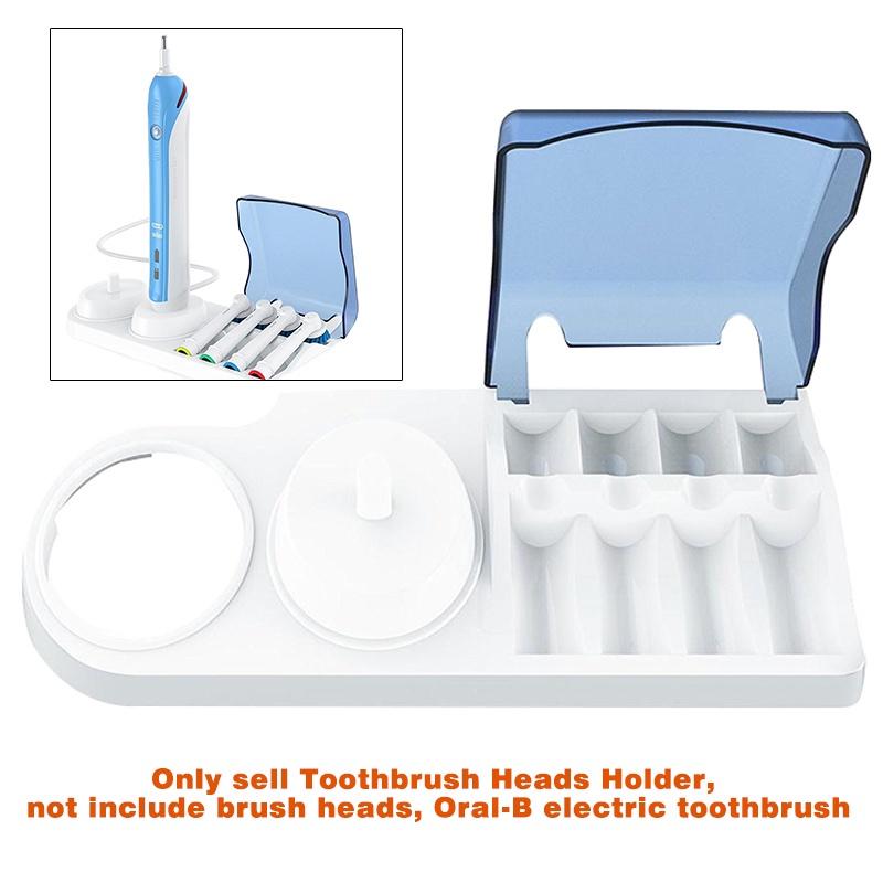用於 Oral B Braun 的電動牙刷替換頭充電器支架 ☆Dysunbey3