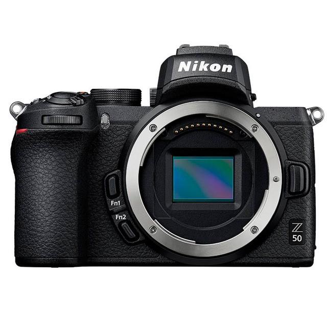 Nikon 尼康 Z50 單機身 無反 APSC Vlog 入門 國祥 公司貨 送128G+原廠電池+蔡司拭鏡紙+4好禮
