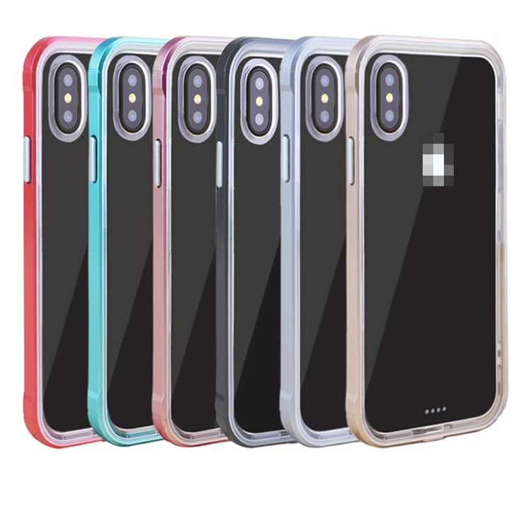 【不發黃】【軍規防撞邊框】《矽膠透明背殼》蘋果 iphone X XS MAX 高透 抗震 防摔 防刮吊飾孔