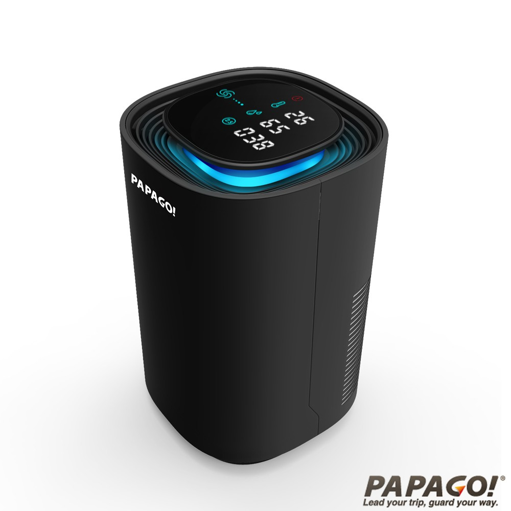[現貨] PAPAGO! Airfresh S10D 高效能空氣淨化器