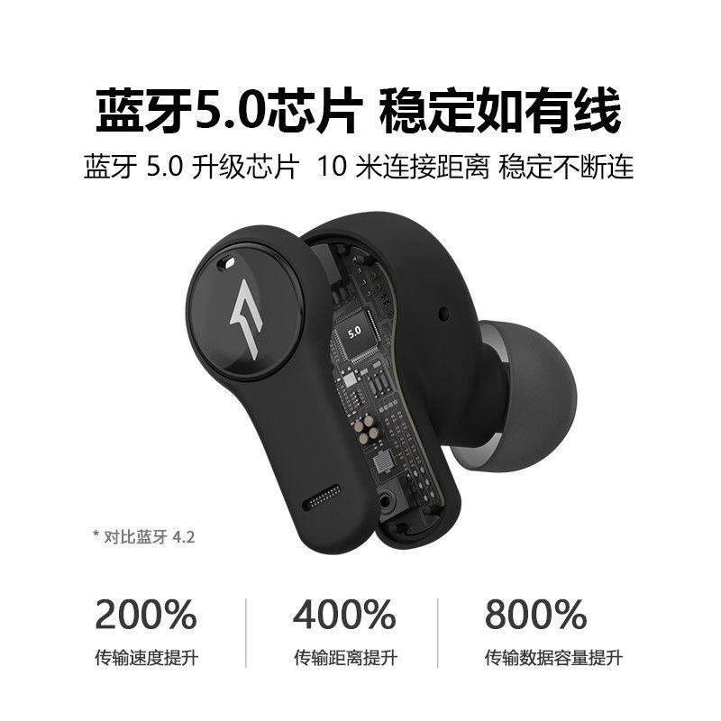耳機萬魔1MORE PistonBuds真無線耳機運動蘋果安卓通用入耳式ECS3001T