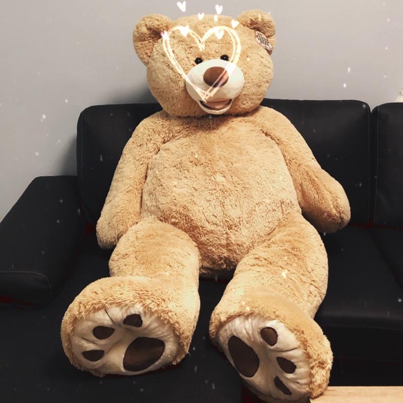 🧸53吋 絨毛熊玩偶 全新Costco絕版🌼