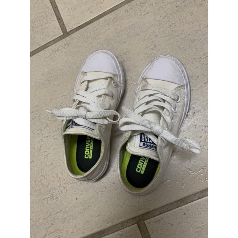 售二手正版帆布鞋 converse迪卡儂雨靴雪靴標17.5公分兩雙一起售再送一雙休閒鞋