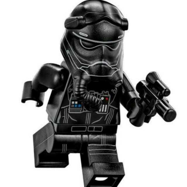 [塔圖因小商行] lego 75101 first order tie fighter pilot 鈦戰機飛行員