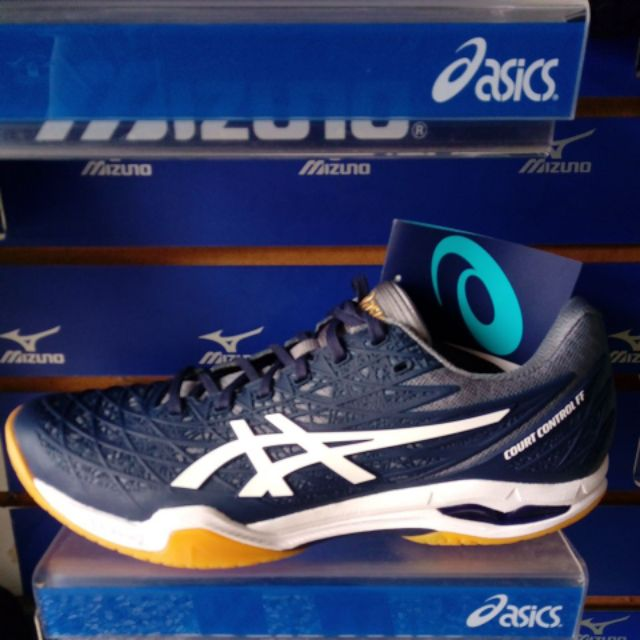 asics 亞瑟士 COURT CONTROL FF 頂級 羽球鞋 $4380 出清價3080元 1代29號2代27號