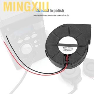 Mingxiu 無刷直流風扇2008改裝風扇858D大功率風扇熱門