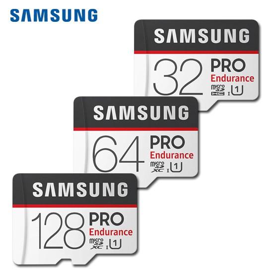 三星 SAMSUNG PRO Endurance 32G 64G 128G microSD U1耐用記憶卡 代理商公司貨