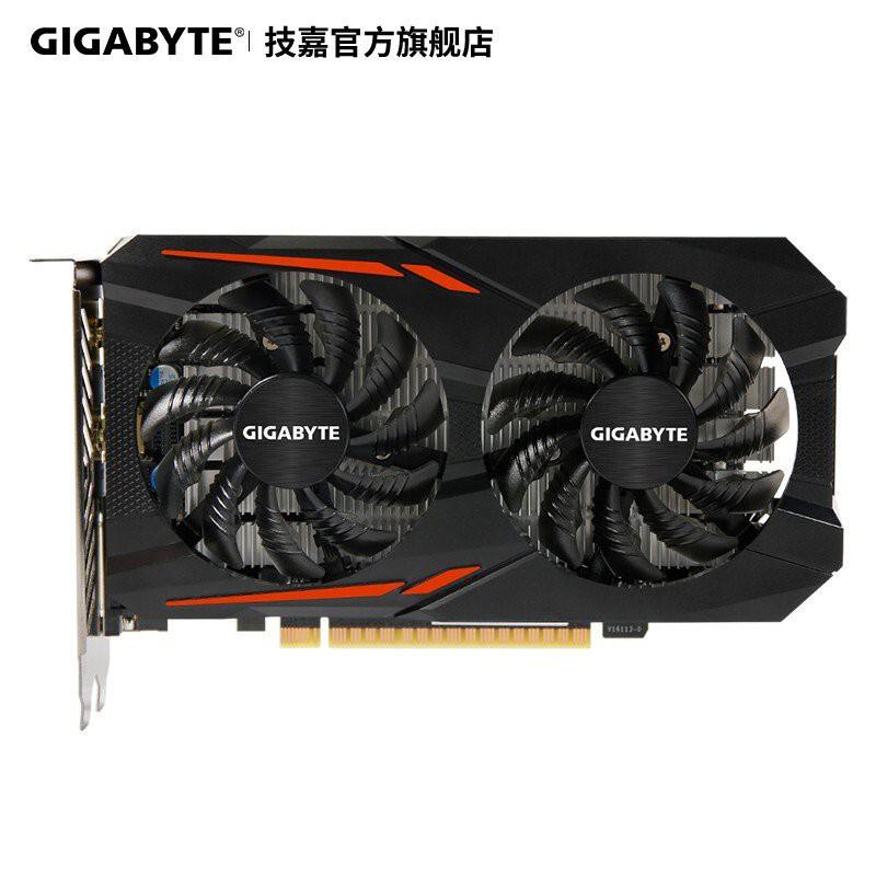 技嘉GTX1650/Super 顯卡台式電腦吃雞遊戲獨顯 1660OC/1050TI/1030