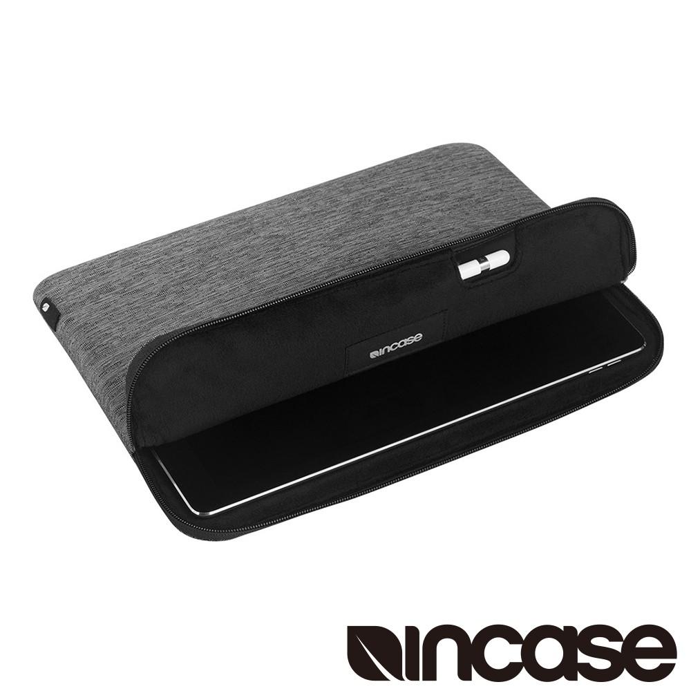 【INCASE】Slim Sleeve iPad Pro 10.5吋 / 11吋 附觸控筆插槽 平板保護內袋 (麻黑)