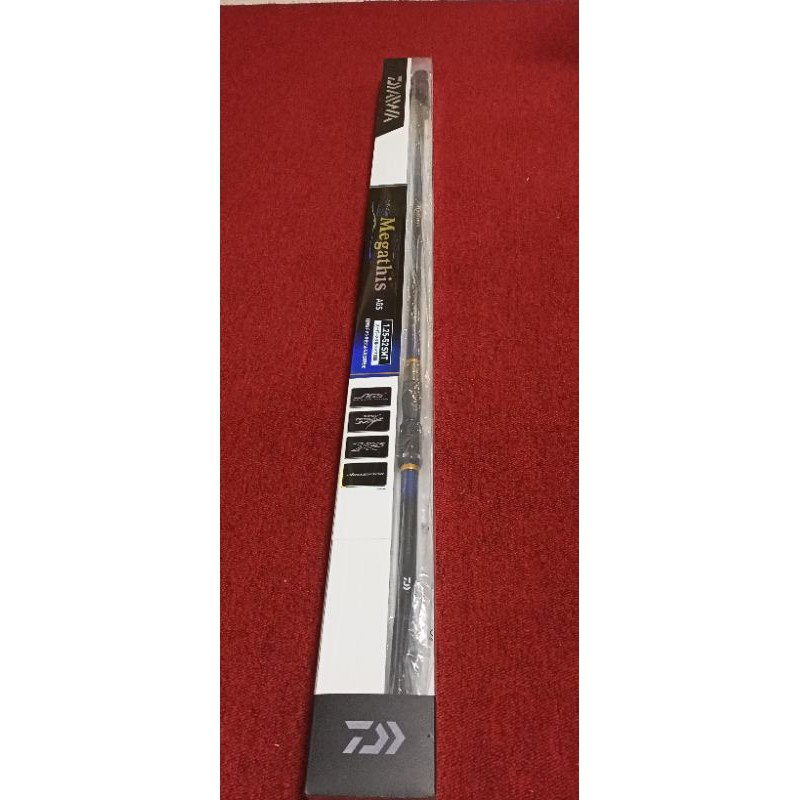 DAIWA MEGATHIS AGS 1.5-52SMT紫電 展示竿 免運