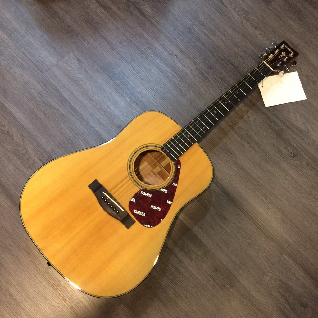Yamaha DW-6 木吉他 民謠吉他 D桶 面單板 41吋 【宛伶樂器】
