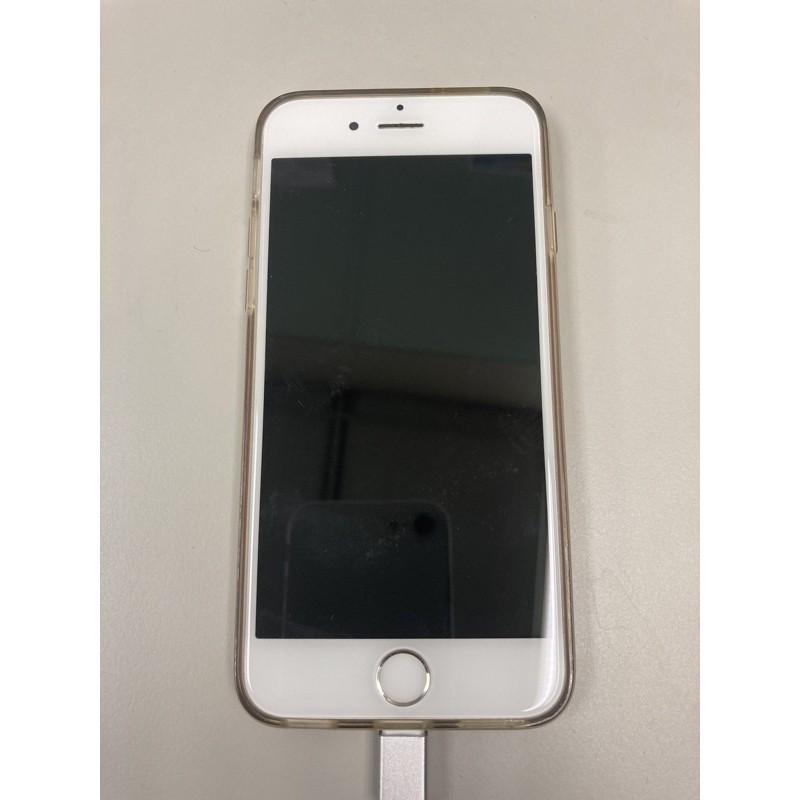 《彩虹小舖》二手銀色iPhone6s 64GB